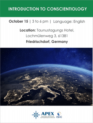 Introduction to Conscientiology | Friedrischdorf, Germany